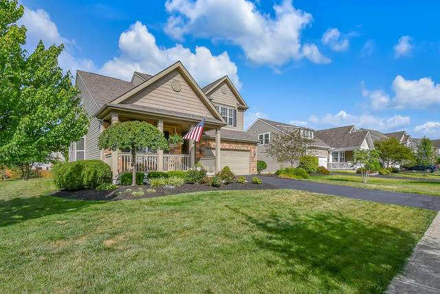 7296 Bromfield Drive, Canal Winchester, OH 43110 (MLS #220027796) :: The Jeff and Neal Team | Nth Degree Realty