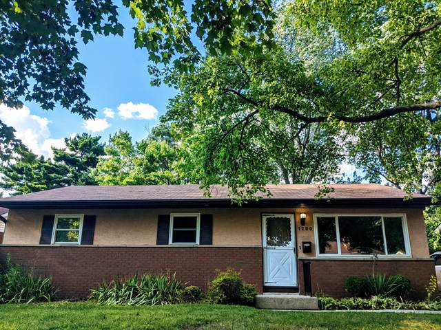 1200 Ambleside Court, Columbus, OH 43229 (MLS #220027861) :: The Willcut Group