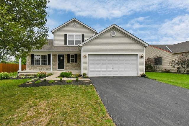 1777 Creekview Drive, Marysville, OH 43040 (MLS #220028207) :: Keller Williams Excel