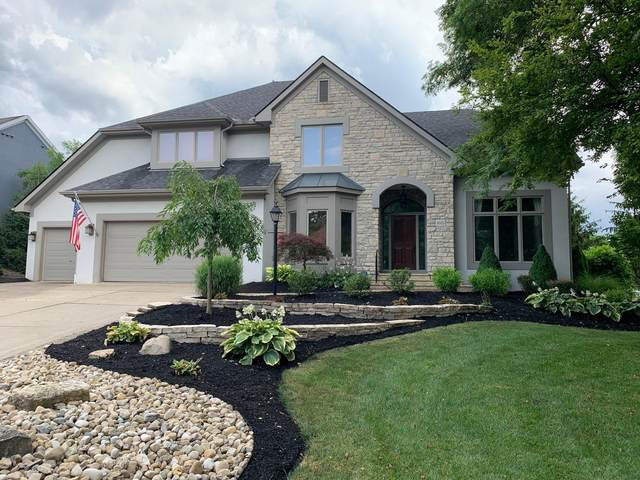 4682 Saint Andrews Drive, Westerville, OH 43082 (MLS #220028416) :: The Willcut Group
