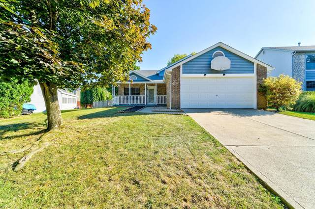 4509 Glenhaven Drive, Columbus, OH 43231 (MLS #220028501) :: The Clark Group @ ERA Real Solutions Realty