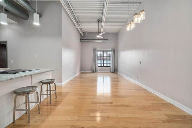 769 N High Street R-310, Columbus, OH 43215 (MLS #220028547) :: The Jeff and Neal Team | Nth Degree Realty