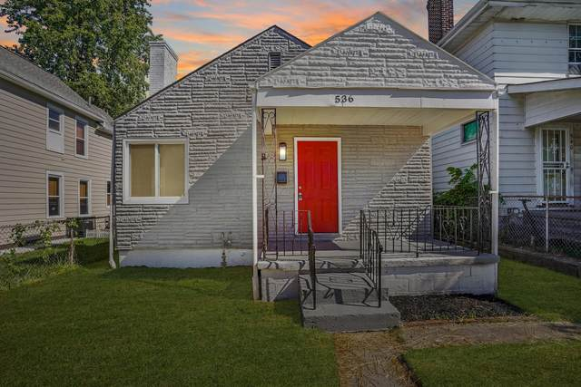 536 E Markison Avenue, Columbus, OH 43207 (MLS #220028683) :: RE/MAX ONE