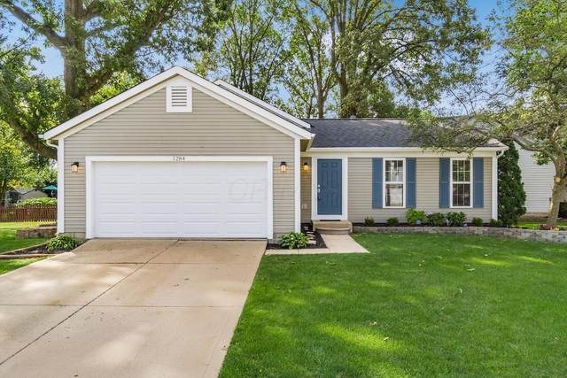 1284 Wexford Green Boulevard, Columbus, OH 43228 (MLS #220028833) :: The Jeff and Neal Team | Nth Degree Realty