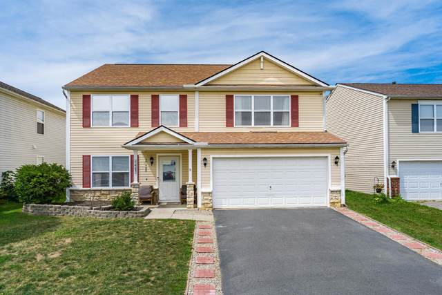 5463 Rockhurst Drive, Canal Winchester, OH 43110 (MLS #220028842) :: Core Ohio Realty Advisors