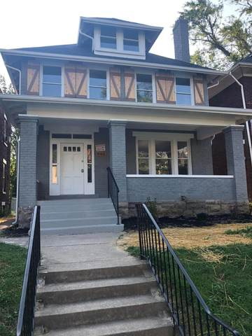 996 Studer Avenue, Columbus, OH 43206 (MLS #220029112) :: 3 Degrees Realty