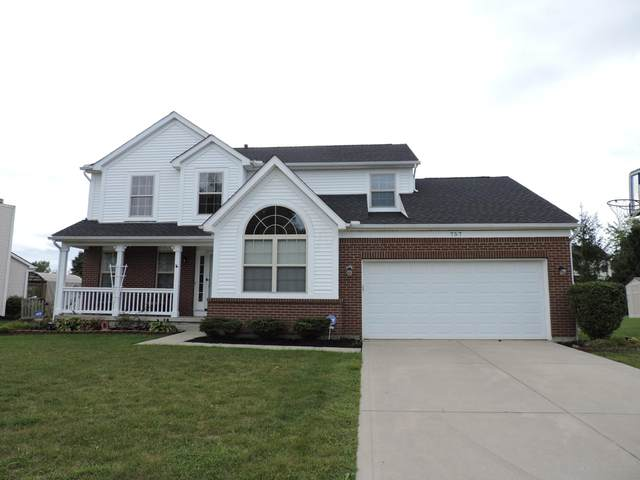 757 Prairie Run Drive, Sunbury, OH 43074 (MLS #220029286) :: Signature Real Estate