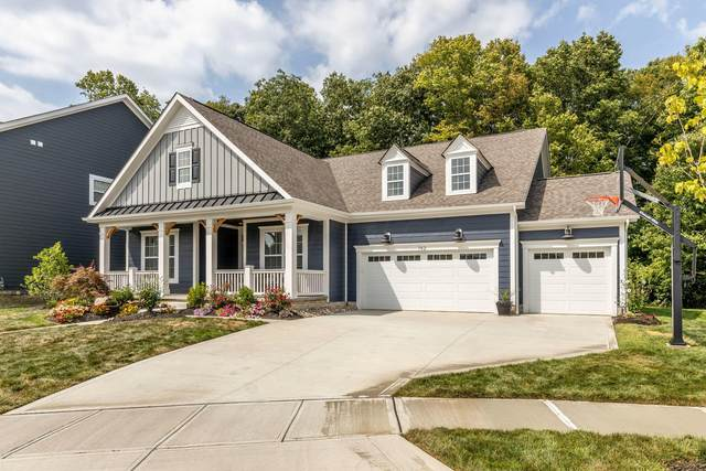 762 Memories Lane, Westerville, OH 43081 (MLS #220029308) :: Sam Miller Team
