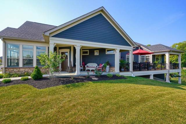 7210 Sunrise Way, Delaware, OH 43015 (MLS #220029396) :: The Jeff and Neal Team | Nth Degree Realty