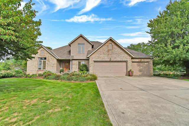 11124 Hampton Drive, Pickerington, OH 43147 (MLS #220029905) :: The Clark Group @ ERA Real Solutions Realty