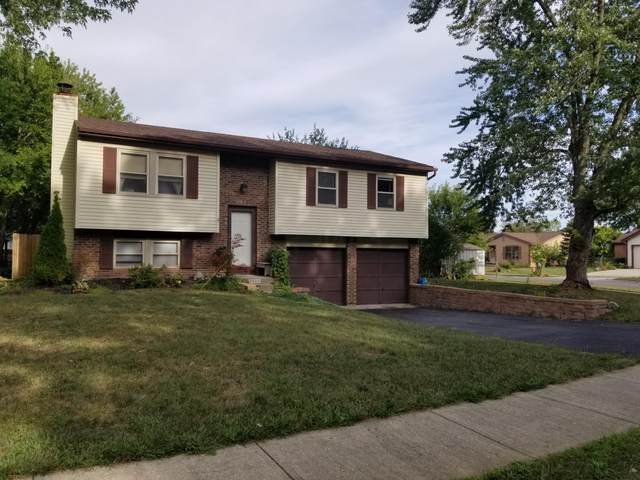 2088 Jeffey Drive, Hilliard, OH 43026 (MLS #220030289) :: The Clark Group @ ERA Real Solutions Realty