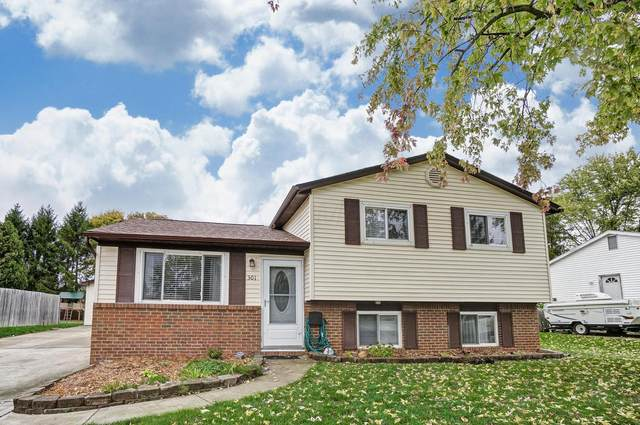 301 Parkdale Drive, West Jefferson, OH 43162 (MLS #220030719) :: The Holden Agency