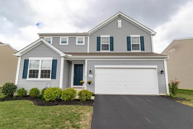109 Plantain Drive, Etna, OH 43062 (MLS #220030785) :: Signature Real Estate