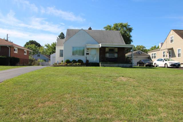 1781 E Dunedin Road, Columbus, OH 43224 (MLS #220030798) :: Core Ohio Realty Advisors