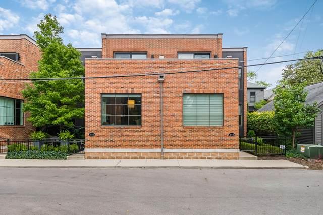 646 Jaeger Street, Columbus, OH 43206 (MLS #220030816) :: Angel Oak Group