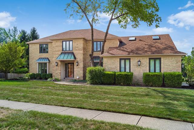 6937 Bonnie Brae Lane, Columbus, OH 43235 (MLS #220030849) :: The Willcut Group