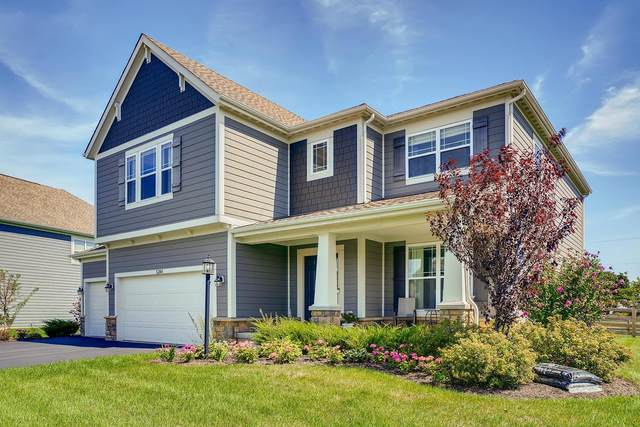 5284 Louden Drive, Lewis Center, OH 43035 (MLS #220030863) :: ERA Real Solutions Realty