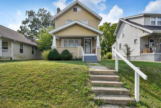 1153 Miller Avenue, Columbus, OH 43206 (MLS #220030887) :: Angel Oak Group
