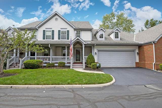 6562 Upper Lake Circle, Westerville, OH 43082 (MLS #220031082) :: The Holden Agency