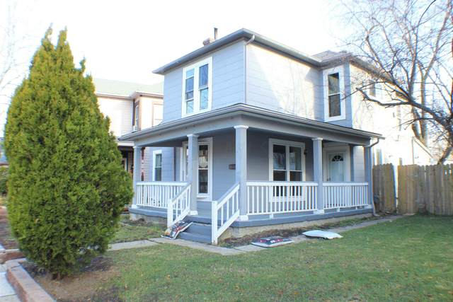 1040 Summit Street, Columbus, OH 43201 (MLS #220031225) :: Greg & Desiree Goodrich | Brokered by Exp