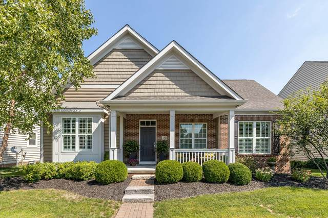 750 Olde Milll Drive, Westerville, OH 43082 (MLS #220031231) :: The Willcut Group