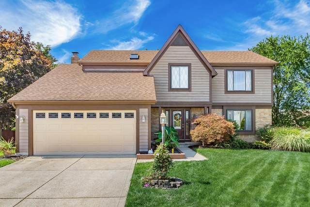 5300 Windflower Court, Hilliard, OH 43026 (MLS #220031330) :: CARLETON REALTY