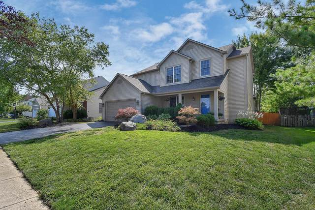 5965 Pinto Pass Drive, Hilliard, OH 43026 (MLS #220031419) :: The Jeff and Neal Team | Nth Degree Realty