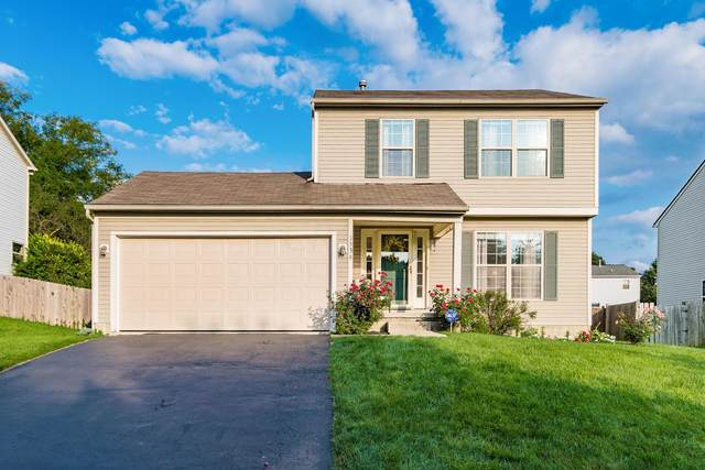 1536 Scenic Valley Place, Lancaster, OH 43130 (MLS #220031422) :: Jarrett Home Group