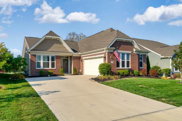 3732 Sanctuary Loop, Hilliard, OH 43026 (MLS #220031933) :: Berkshire Hathaway HomeServices Crager Tobin Real Estate