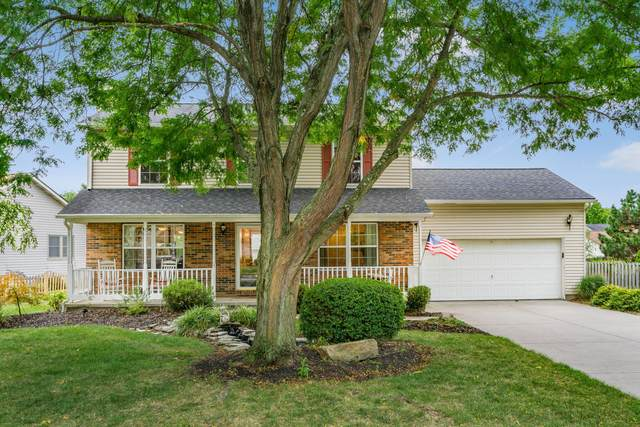 303 N Sarwil Drive, Canal Winchester, OH 43110 (MLS #220032046) :: Signature Real Estate