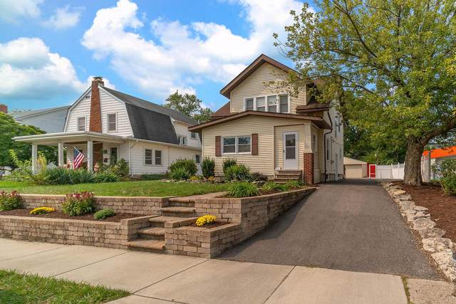 1581 Wyandotte Road, Grandview Heights, OH 43212 (MLS #220032223) :: RE/MAX Metro Plus
