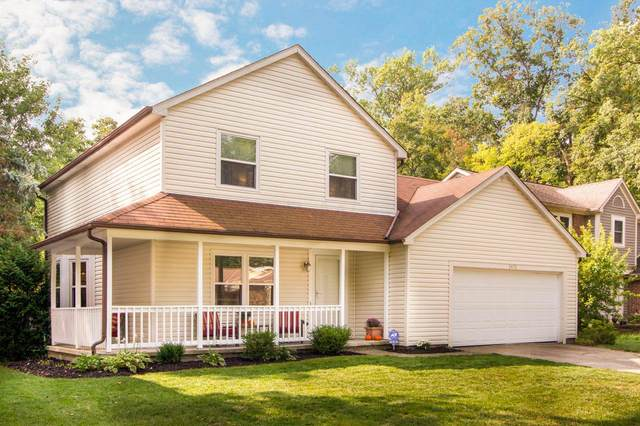 2475 Higgins Place, Dublin, OH 43016 (MLS #220032278) :: The Willcut Group