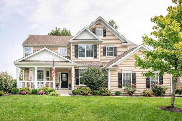 596 High Timber Drive, Westerville, OH 43082 (MLS #220032397) :: Core Ohio Realty Advisors