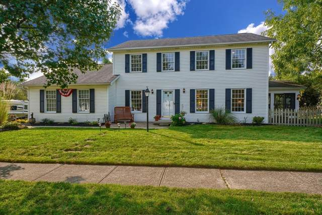 3193 Rock Fence Drive, Columbus, OH 43221 (MLS #220032433) :: Dublin Realty Group