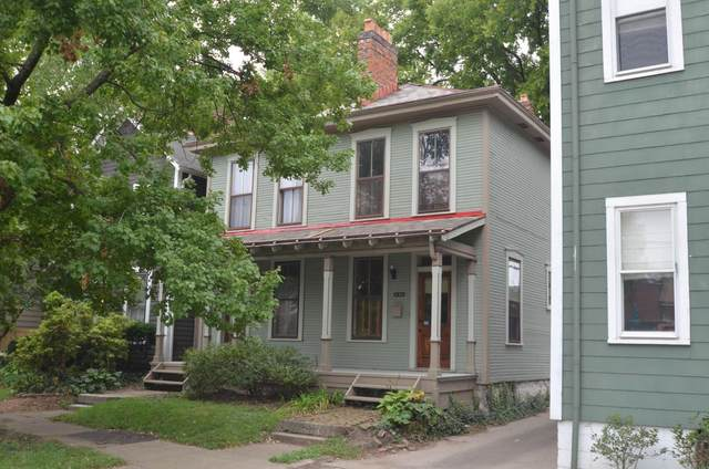 1217 Hunter Avenue #1219, Columbus, OH 43201 (MLS #220032481) :: The Clark Group @ ERA Real Solutions Realty