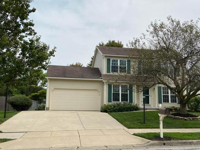 343 Hearthstone Drive, Delaware, OH 43015 (MLS #220032492) :: CARLETON REALTY
