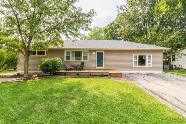 116 Annette Drive SW, Reynoldsburg, OH 43068 (MLS #220032540) :: The Holden Agency