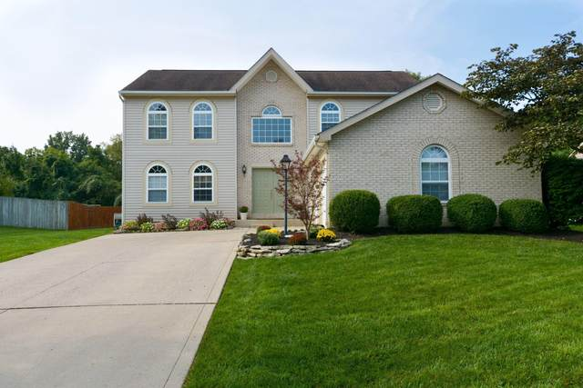 285 Mackenzie Drive, Pickerington, OH 43147 (MLS #220032778) :: The Clark Group @ ERA Real Solutions Realty