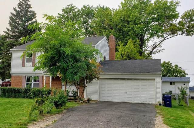 1236 Lindenwood Road N, Columbus, OH 43229 (MLS #220032797) :: Angel Oak Group