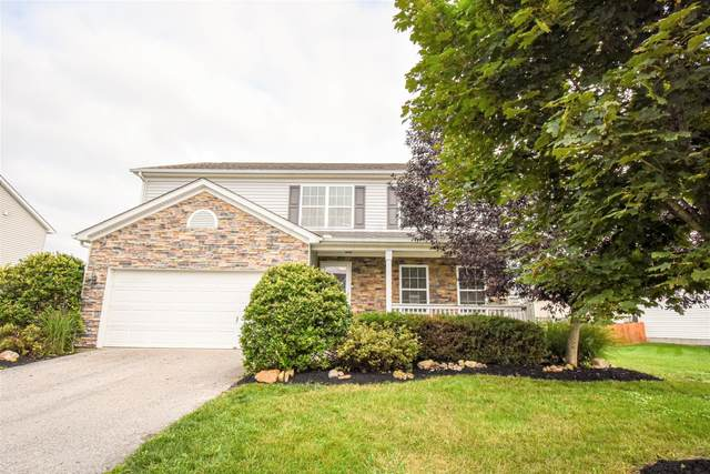 140 Ellington Boulevard, Granville, OH 43023 (MLS #220032805) :: The Clark Group @ ERA Real Solutions Realty