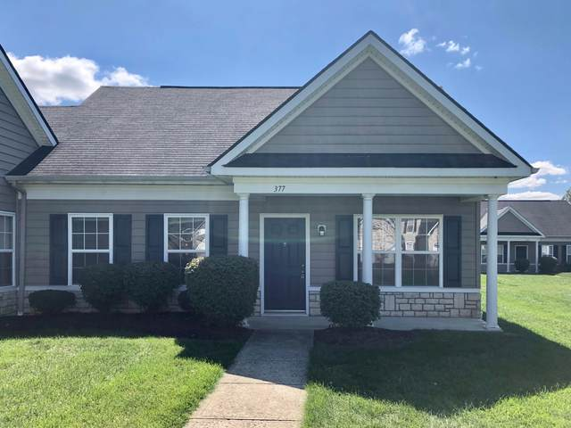 377 Piney Creek Drive 31-377, Blacklick, OH 43004 (MLS #220032891) :: CARLETON REALTY
