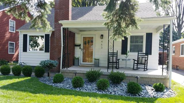 463 Piedmont Road, Columbus, OH 43214 (MLS #220033158) :: Signature Real Estate