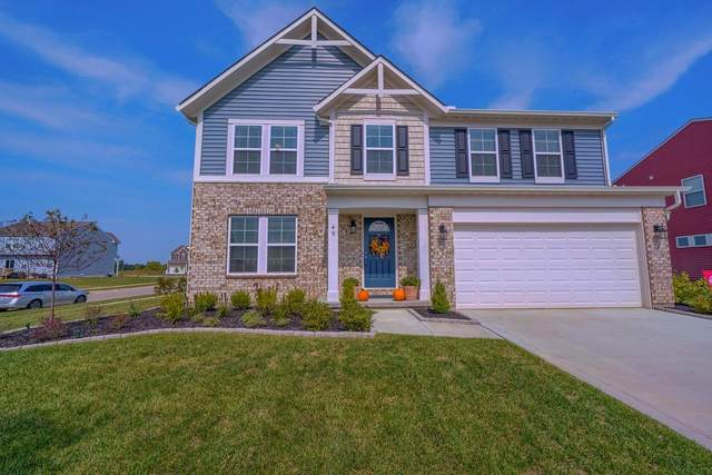 49 Burroughs Drive, Ashville, OH 43103 (MLS #220033433) :: The Willcut Group