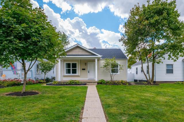 257 E Jeffrey Place, Columbus, OH 43214 (MLS #220033795) :: Signature Real Estate