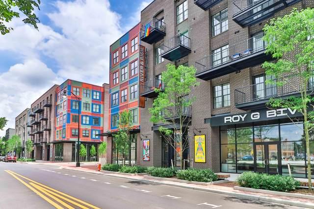 431 W Rich Street #409, Columbus, OH 43215 (MLS #220033851) :: Core Ohio Realty Advisors