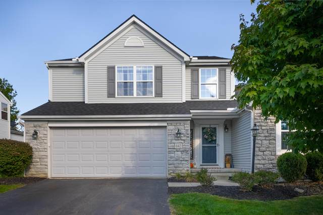 642 Streamwater Drive, Blacklick, OH 43004 (MLS #220033931) :: HergGroup Central Ohio