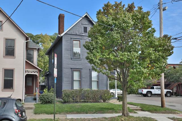 236 E 3rd Avenue, Columbus, OH 43201 (MLS #220033944) :: The Willcut Group