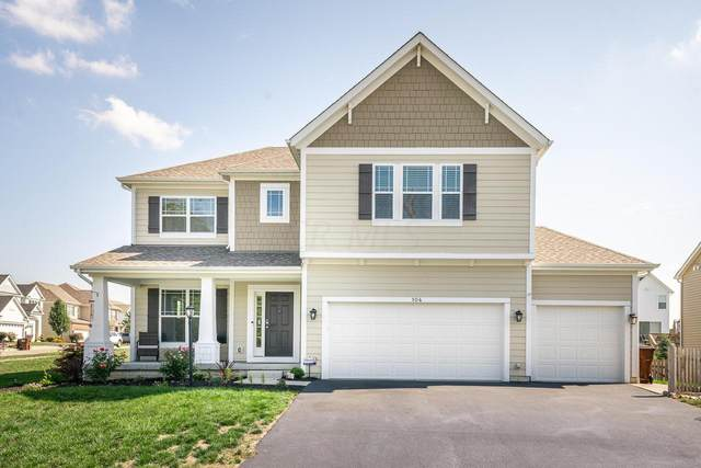 104 Coffeetree Court, Pickerington, OH 43147 (MLS #220033977) :: CARLETON REALTY