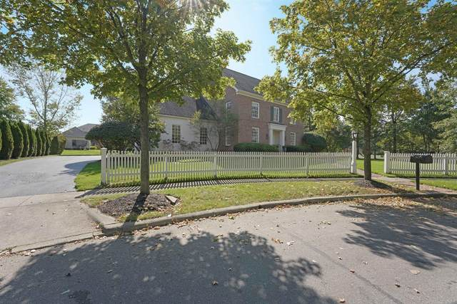 3612 N Drayton Hall, New Albany, OH 43054 (MLS #220034203) :: 3 Degrees Realty