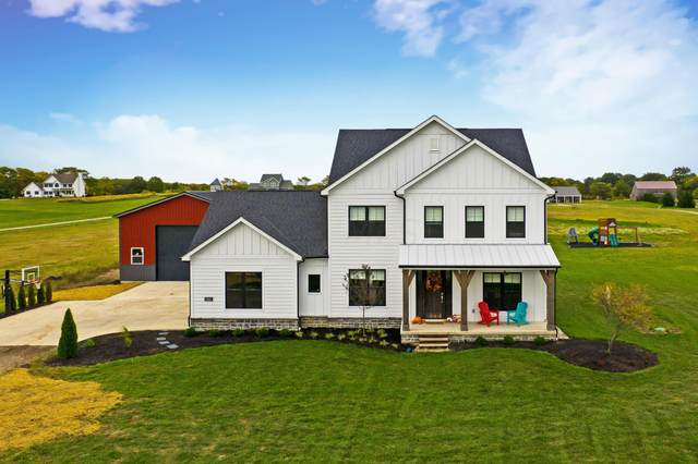 2405 Miller Paul Road, Galena, OH 43021 (MLS #220034409) :: The KJ Ledford Group
